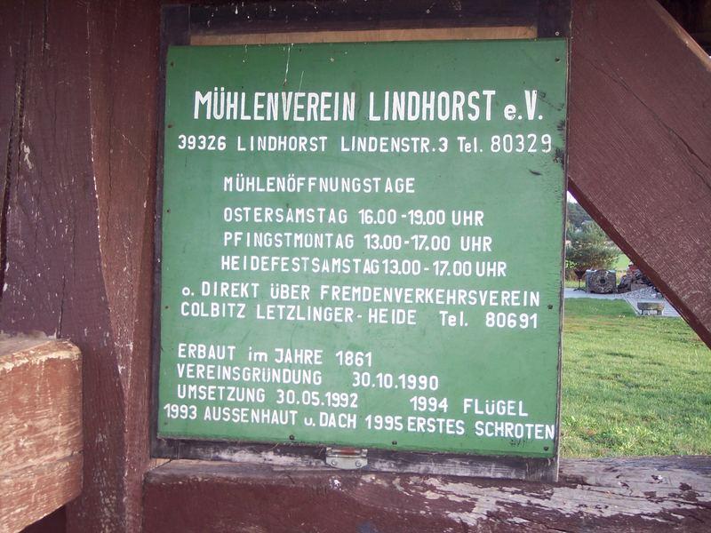 Lindhorster Bockwindmühle