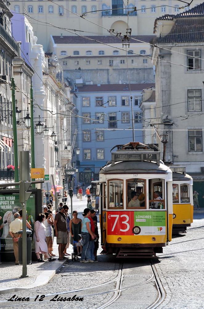 Linea 12, Lissabon