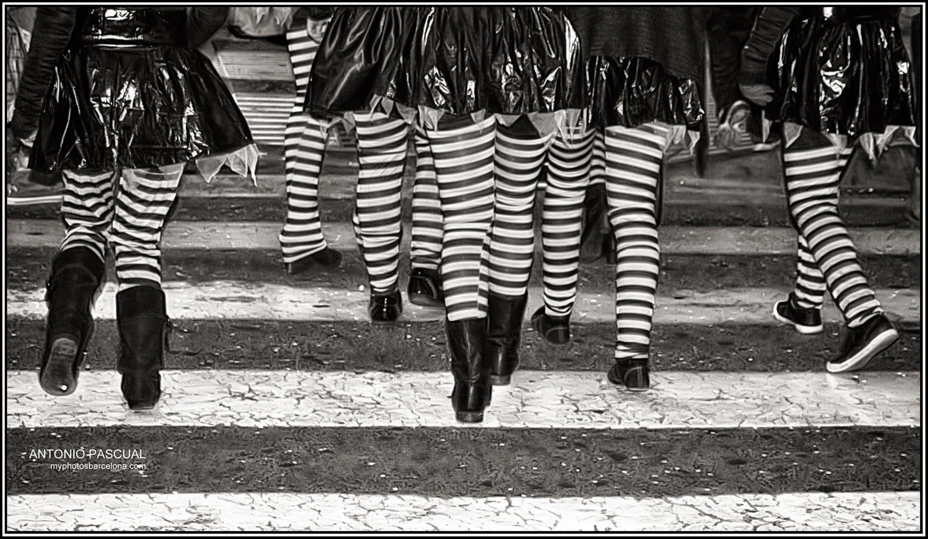 Líneas de Carnaval