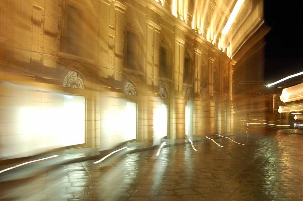 linee di luce