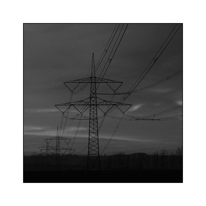 Lines of energie!