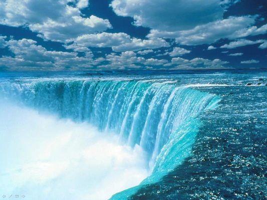 l'infini cascade