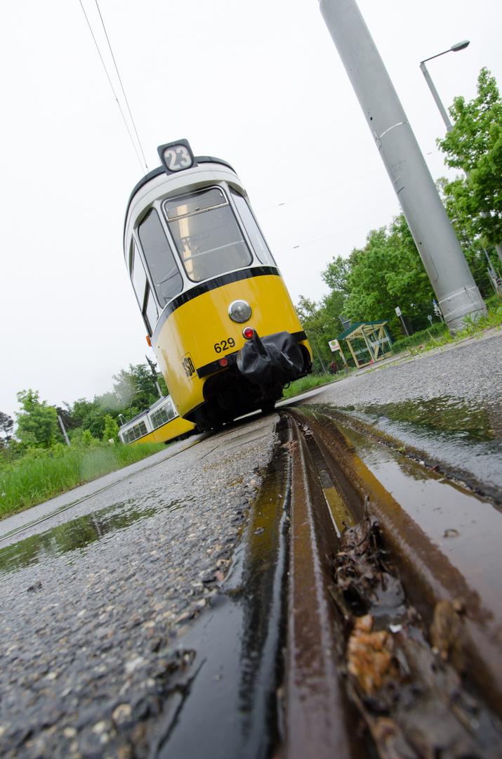 Linie 23 SSB