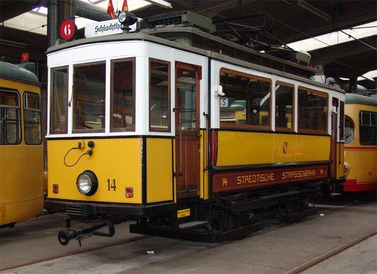 Linie 6 - Ziel: Schlachhof
