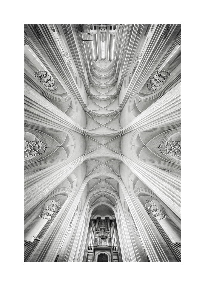 Linien der Gotik