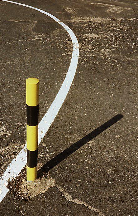 linien in der stadt
