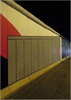 Linien und Flucht an der East Side Gallery