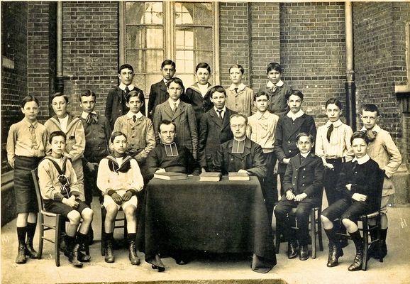 L'Institution Saint JOSEPH du HAVRE - Année scolaire 1911-1912