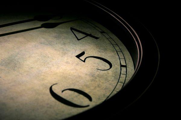 L'intemporel survivant, le temps...