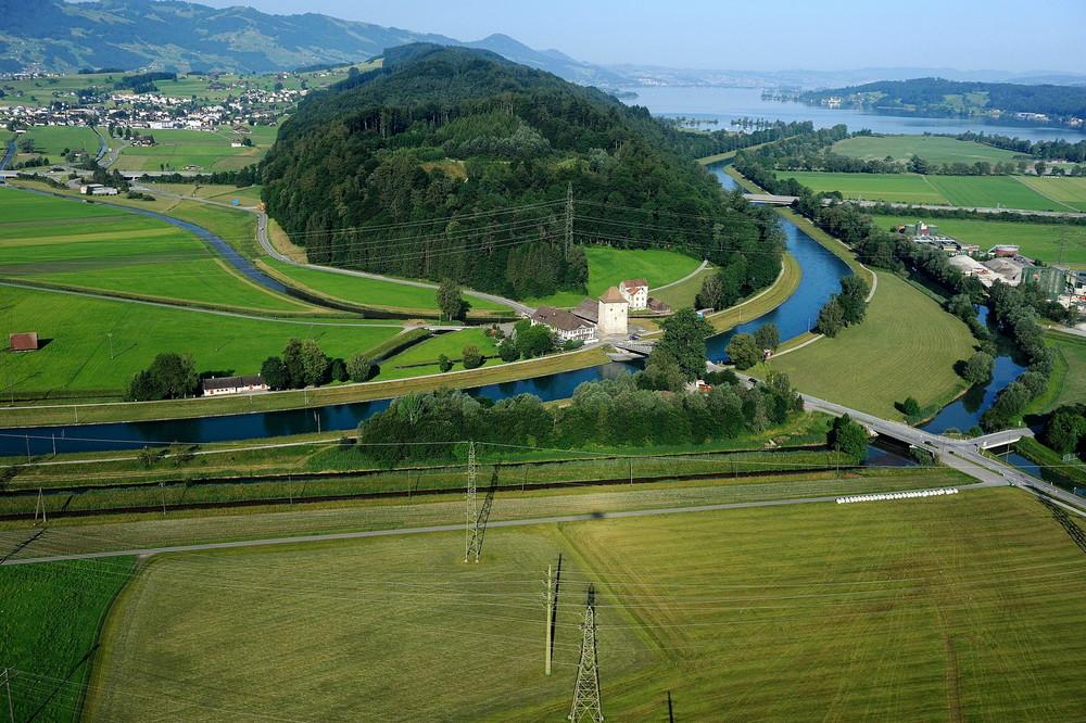 Linthkanal bei Grynau
