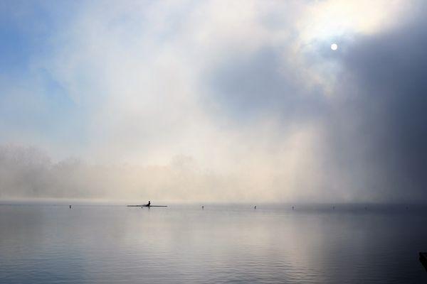 L'inverno sul lago