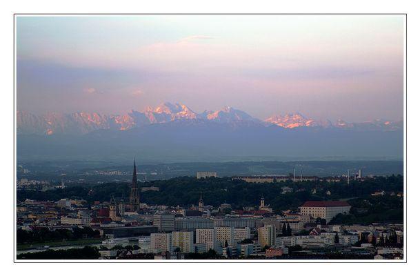 Linz am Gebirge?