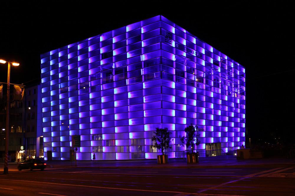 Linz - Ars Electrica Center Blau
