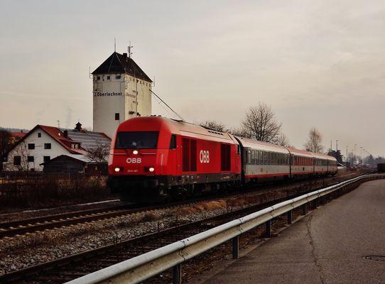 Linz-München-Express