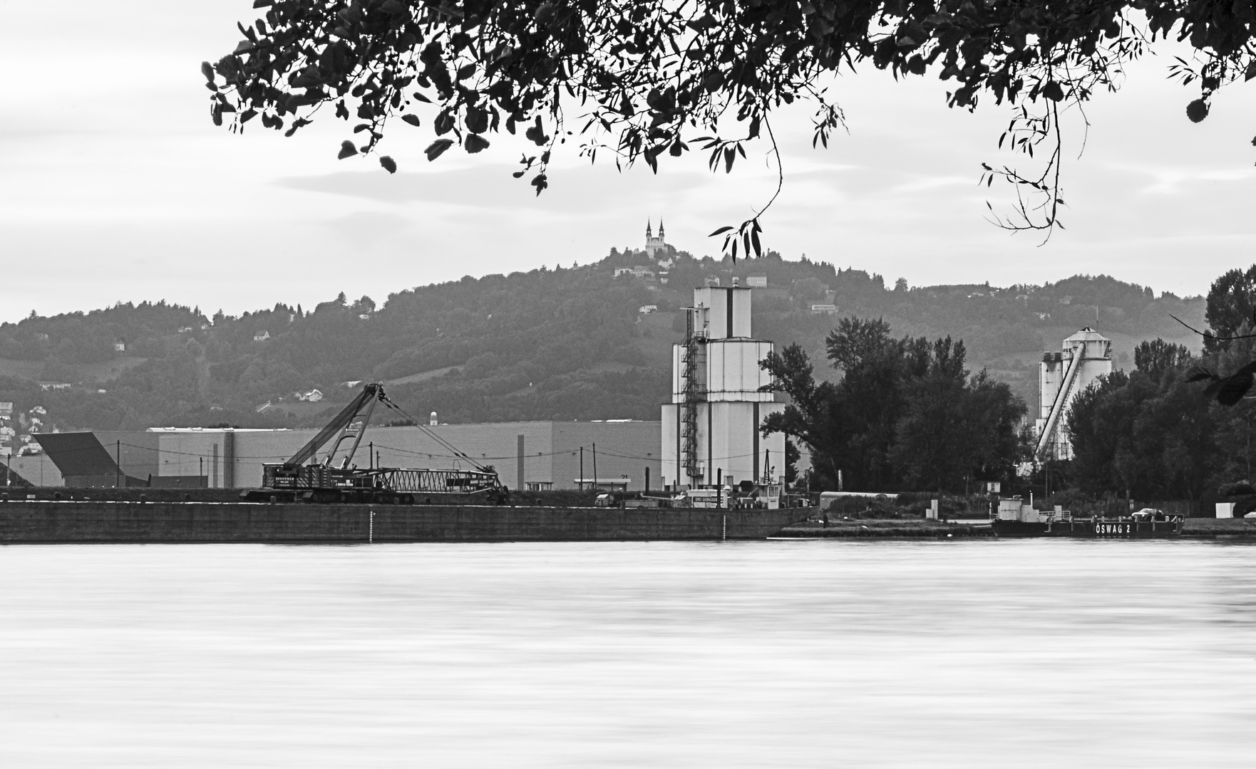Linzer Wahrzeichen | Blick Richtung Pöstlingberg