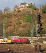 """Linz/Rhein 2014 – eine Zeitreise zur alten DB: Die """"große Kleine"""""""