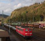 Linz/Rhein 2014 – eine Zeitreise zur alten DB: Einstimmung