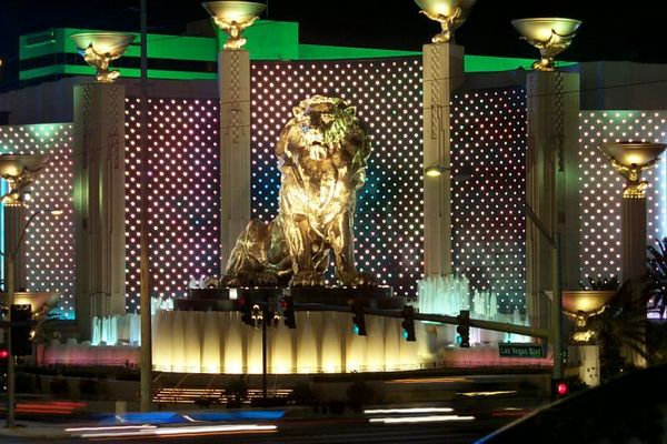 Lion of MGM