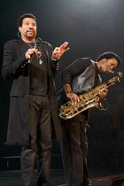 Lionel Richie (1) 16.04.2009 SAP-Arena Mannheim