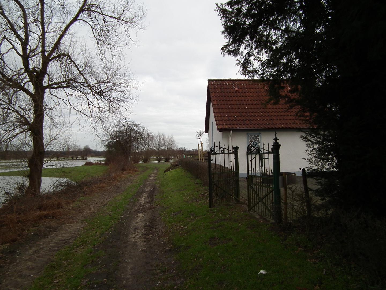 Lippe Hochwasser Januar 2011