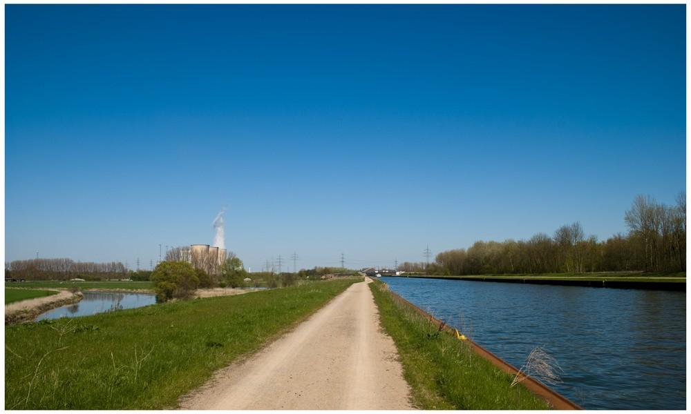 Lippe und Kanal