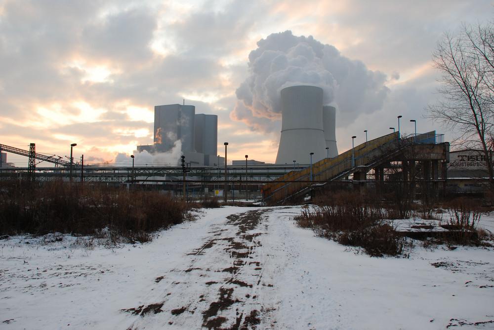 Lippendorf Braunkohlekraftwerk