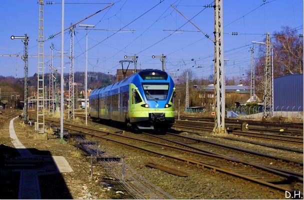 Lippes Eisenbahnknoten