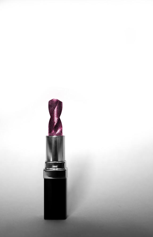 lipstick drill
