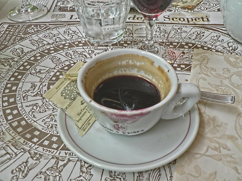 Lipstick on my Coffee