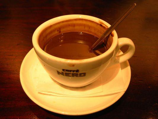 liquid milano chocolate