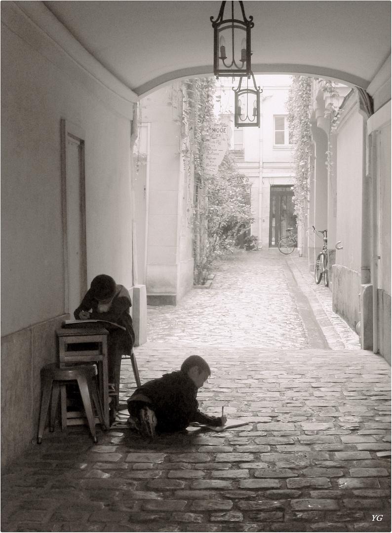 Lire et écrire, avant tout...