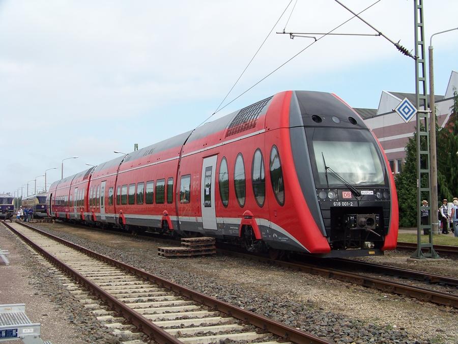 Lirex 618 001 in Delitzsch