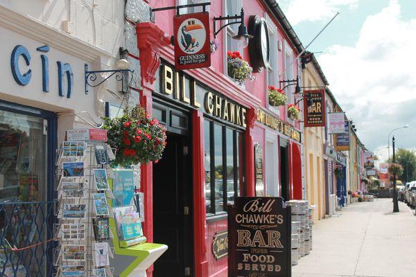 l'Irlande et ses bars