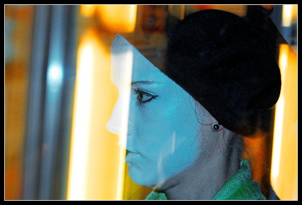 Lisa - blau