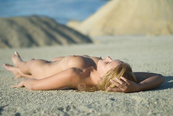 Lisa ... Pause in der Sonne