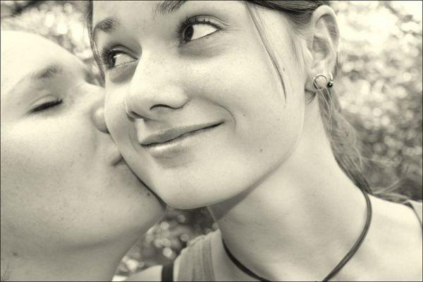 Lisa und Katha