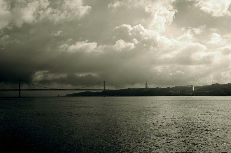 Lisboa 6637 bw