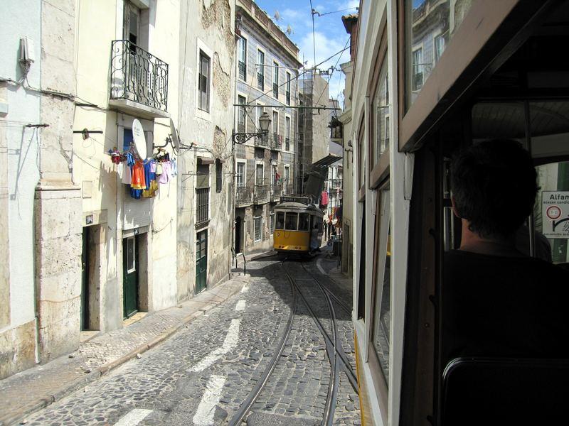 Lisboa: Alfama / Eléctrico Nr. 28