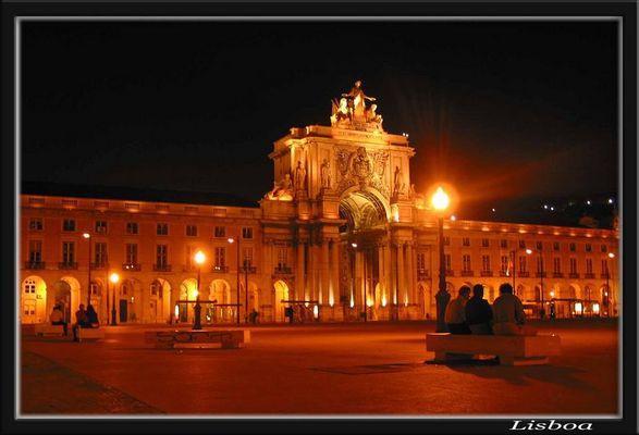 Lisboa am Abend 1
