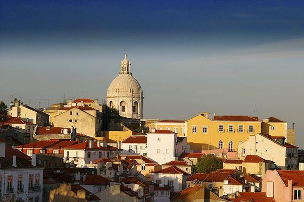 Lisboa am Abend