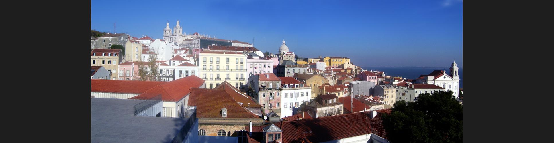Lisboa: Der Stadtteil Alfama