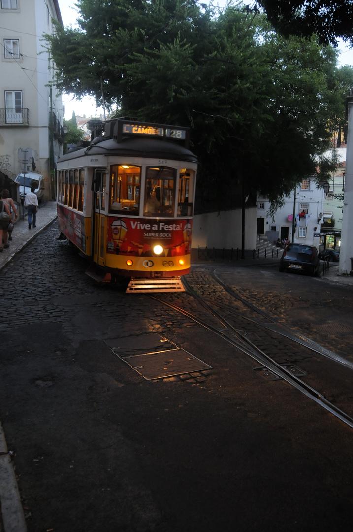 Lisboa - Electrico 28