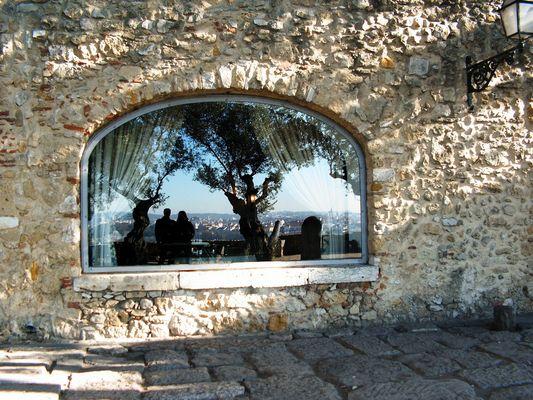 Lisboa im Schaufenster