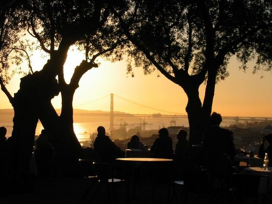 Lisboa in the Afternoon