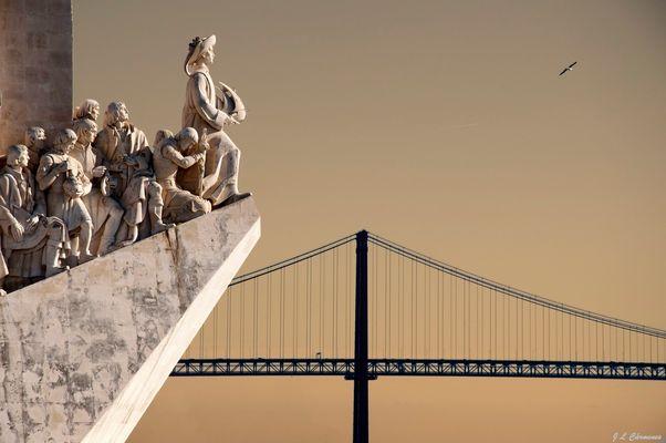 Lisboa. Monumento a los descubridores