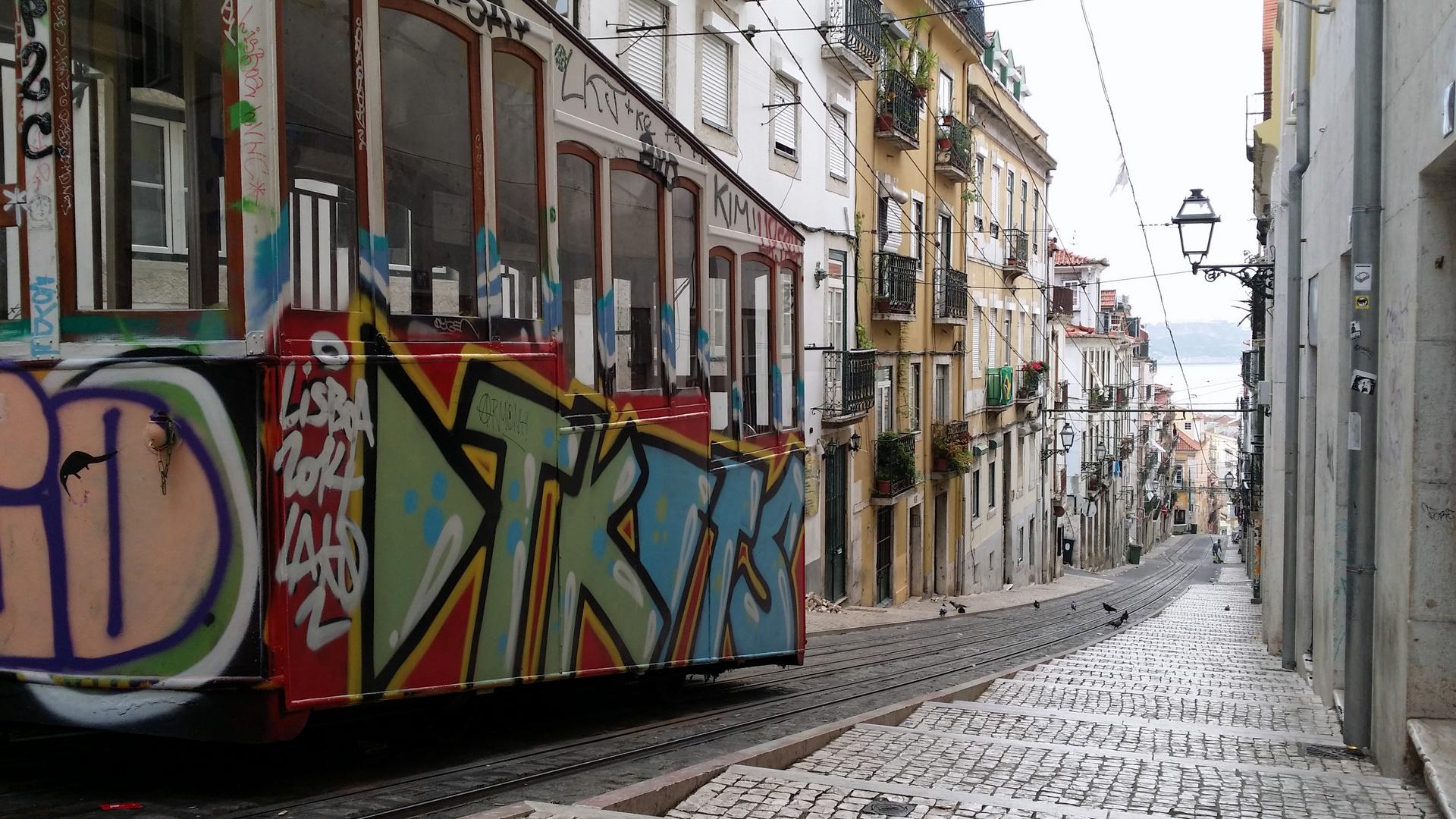 Lisbon Cable car