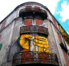 Lisbona Colorata