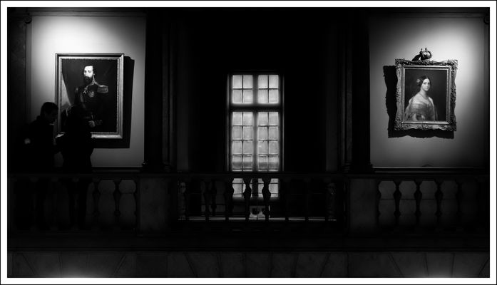 Lisbona - Il Museo delle Carrozze
