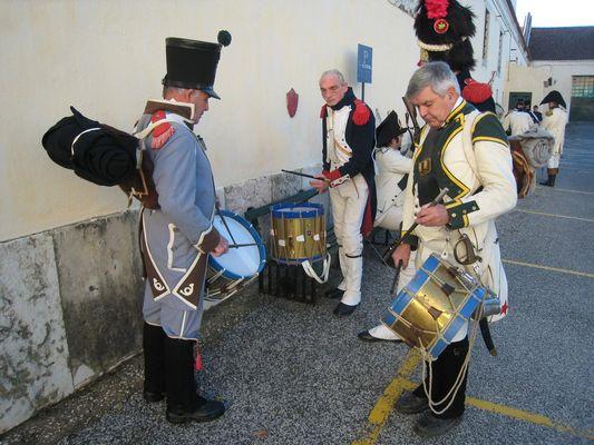 Lisbonne 2007 - Les tambours