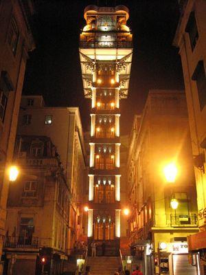 Lisbonne, la nuit... encore